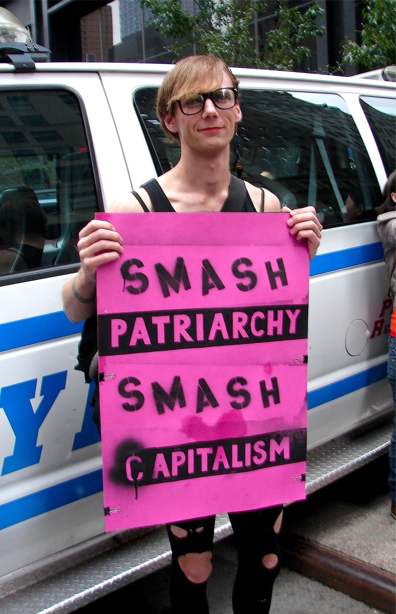 patriarchy essay the yellow essay essays on the yellow essay  smash patriarchy america psycho occupy wall street photo essay smash patriarchy