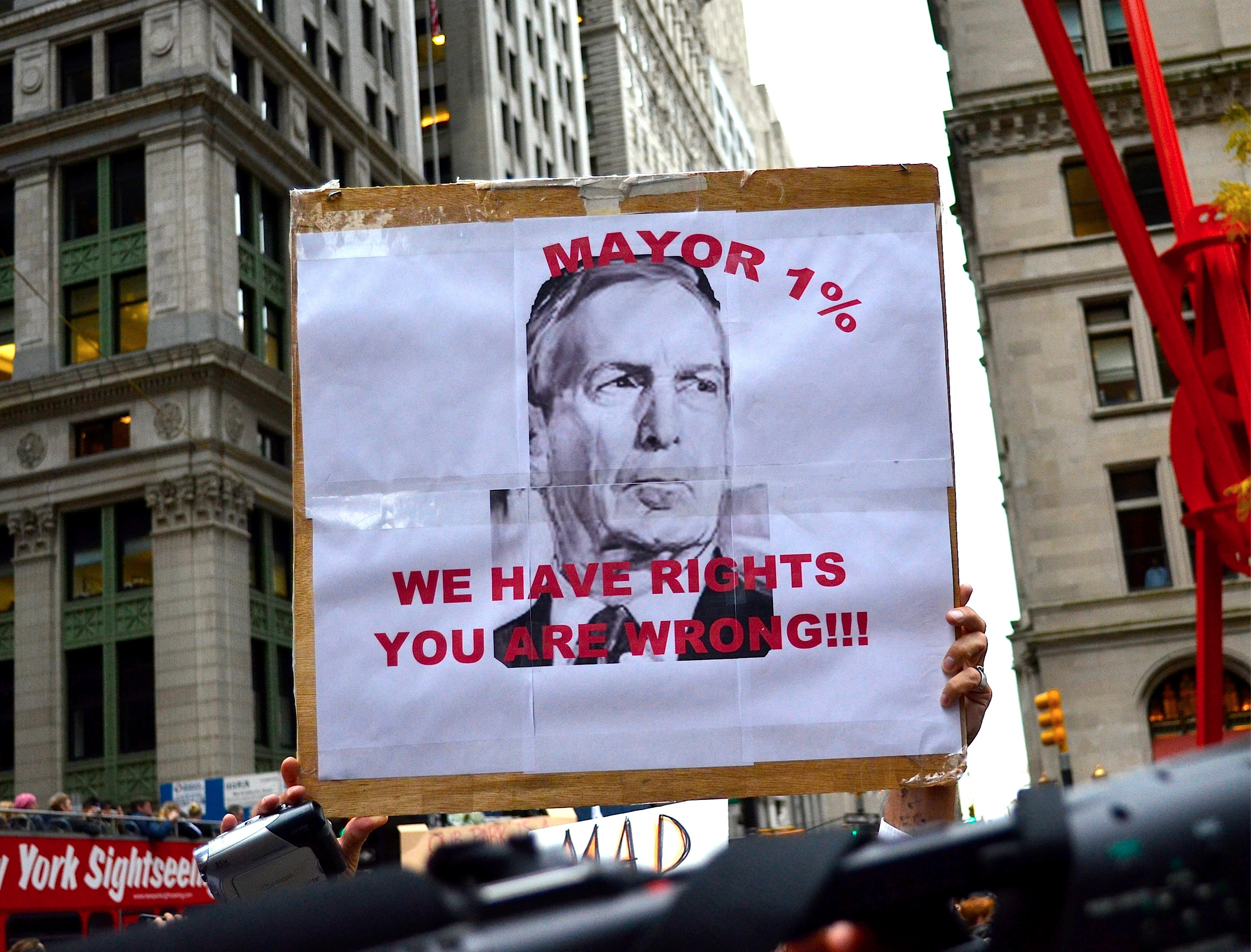 occupy wall street essay conclusion The occupy wall street movement started from young protestors growing tired of high student loans and low grossing wages the movement had moral and economic implications.