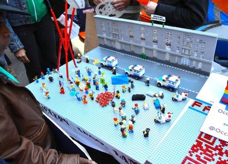 Occupy Wall Street essay?