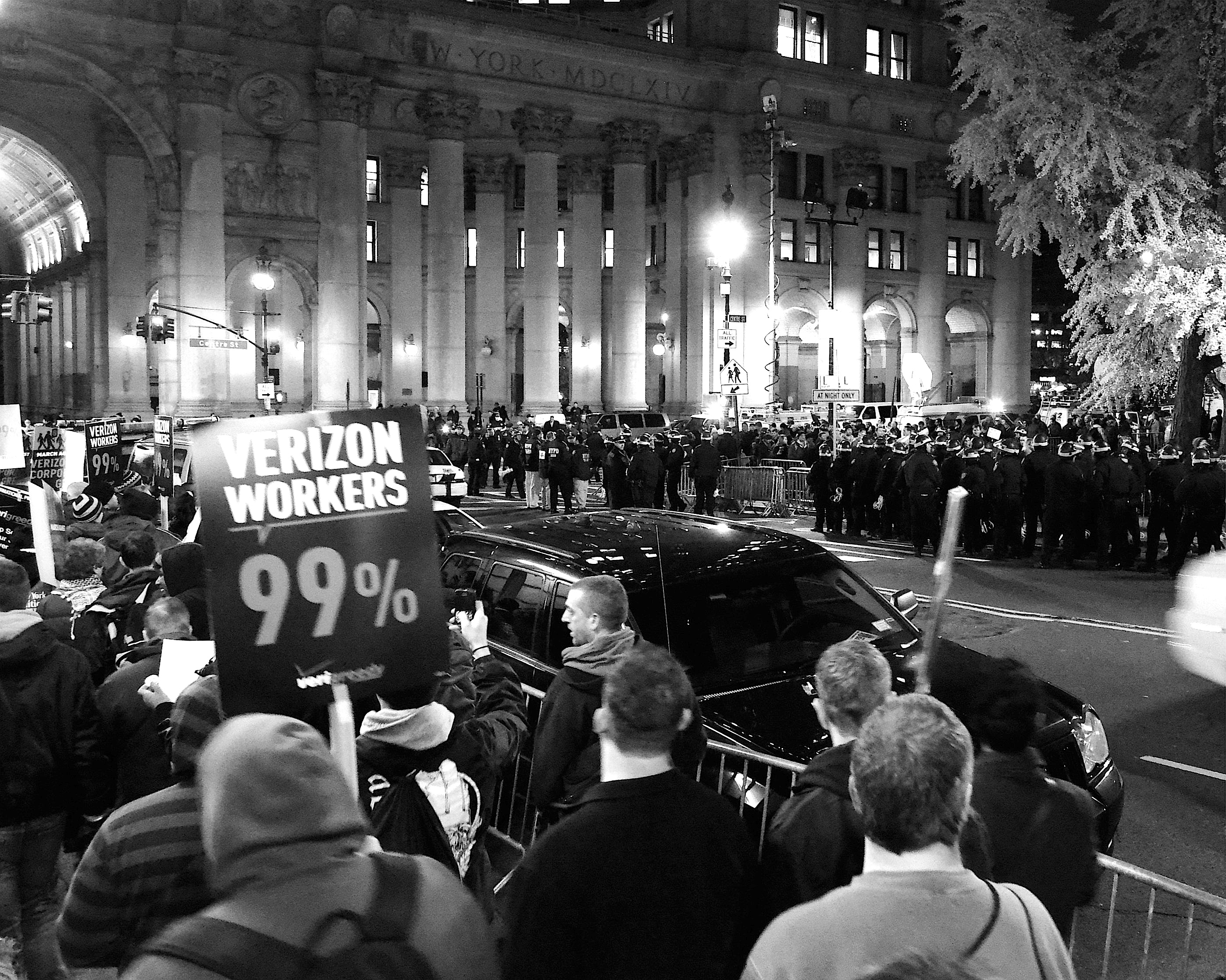 against occupy wall street essay